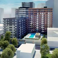 MONTRÉAL: FIRST MAJOR RESIDENTIAL RENTAL PROJECT IN OVER A DECADE