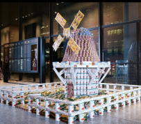 "CANstruction Toronto: The ""most unique food charity in the world"" returns to the city"