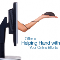 Offer a Helping Hand Online