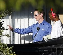 Ordeal at the Dallas Ebola apartment moves on as TEN patients are classified 'high risk'