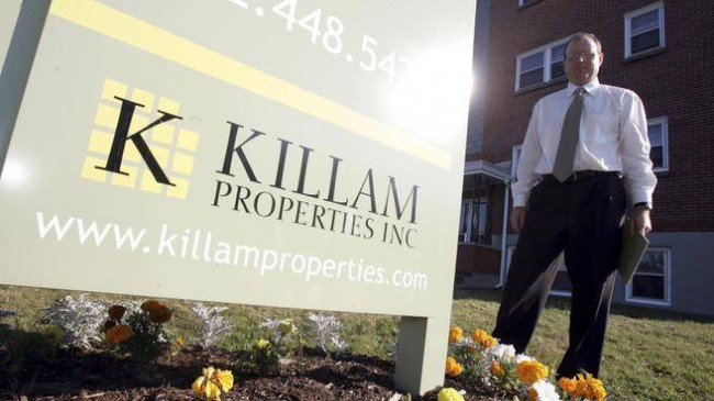 Philip Fraser, Founder of Killam Properties Inc.