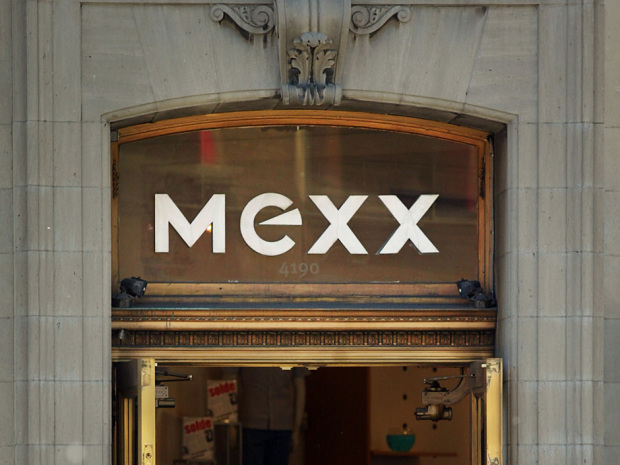 Mexx is liquidating 95 stores in Canada. Christinne Muschi/The National Post files