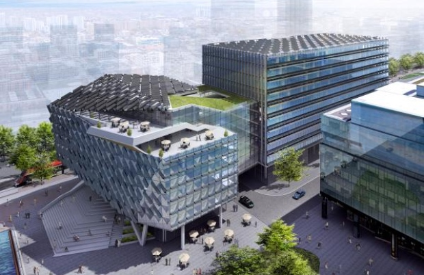 The Innovation Centre will take advantage of the ultra-high-speed broadband network currently place, attracting high tech businesses. (Waterfront Toronto)
