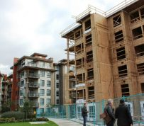 Ontario's wood-frame construction change could spark new type of condo townhome