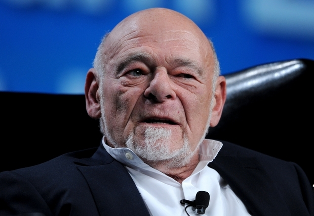 """For apartment landlords, """"the most significant demographic event has been the deferral of marriage,"""" Sam Zell, shown here in 2013, said last night."""