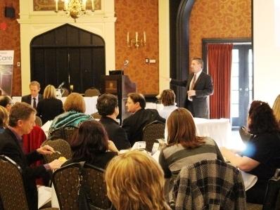 "FRPO members learning at an ""RTA Seminar"""