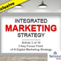 3 Key Focus Points for Your Digital Strategy