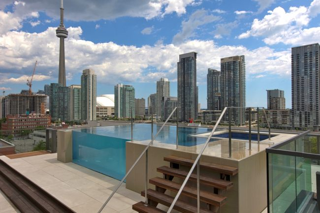 The Thompson Hotel and Residences by Freed Developments in Toronto. Watford Equity recently launched a private equity fund loaded with Chinese and Indian money to build a new, brand named luxury boutique hotel and residence in the city's entertainment district.
