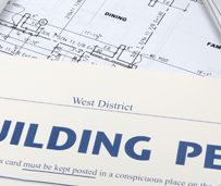 U.S. home building permits at highest level since 2007