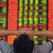 China's Stock Market Crash Accelerates, Shanghai Has Worst Day In 8 Years