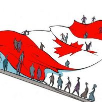 Where's Everybody Going? Migration Patterns and Housing Demand in Toronto, Vancouver and Calgary