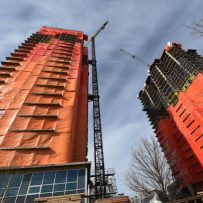 Canadian housing starts fall in December as condo construction plummets