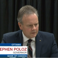 Canadians should get used to weak dollar, higher inflation, Poloz says
