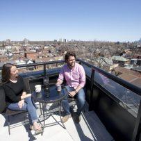 Toronto's first non-smoking apartment building
