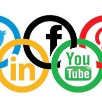Olympics on Social Media? Be careful!