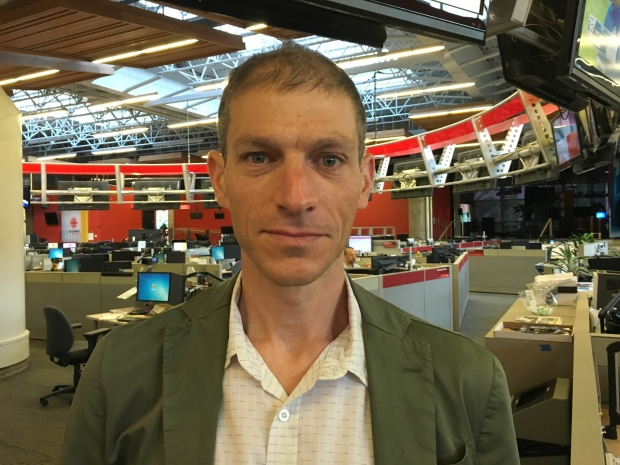 Tom Davidoff, an economist at UBC's Sauder School of Business, doubts buyers will move to Eastern and Central Canada. (CBC)
