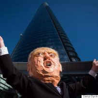 Vancouver's Trump Tower a potent symbol of Trump's candidacy and presidency