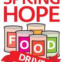 Spring H.O.P.E. Food Drive