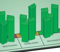 Dream of that single-family home in the suburbs fading fast as highrises move in