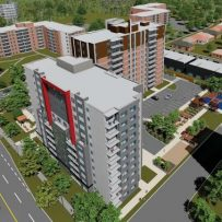 Rental Infill Proposed for Rexdale Tower-in-the-Park Site