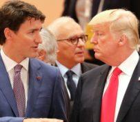 Trump Hails Nafta Talks With Mexico, Says Canada Must Wait