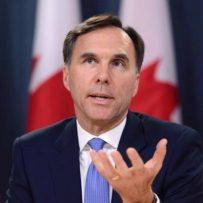 Bay Street calls on Morneau for plan to balance the budget