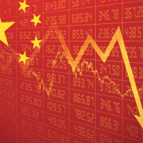 China dethroned as world's second-biggest stock market amid U.S. trade war