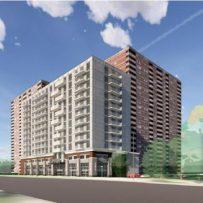 12-Storey Affordable Rental Proposed on Kipling in Rexdale