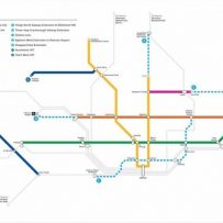 Ontario Government Lines Up New Toronto Transit Plan