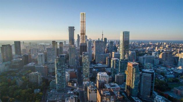 Toronto Skyline Evolution: Video Shows How City Is Transforming Amid Skyscraper Boom