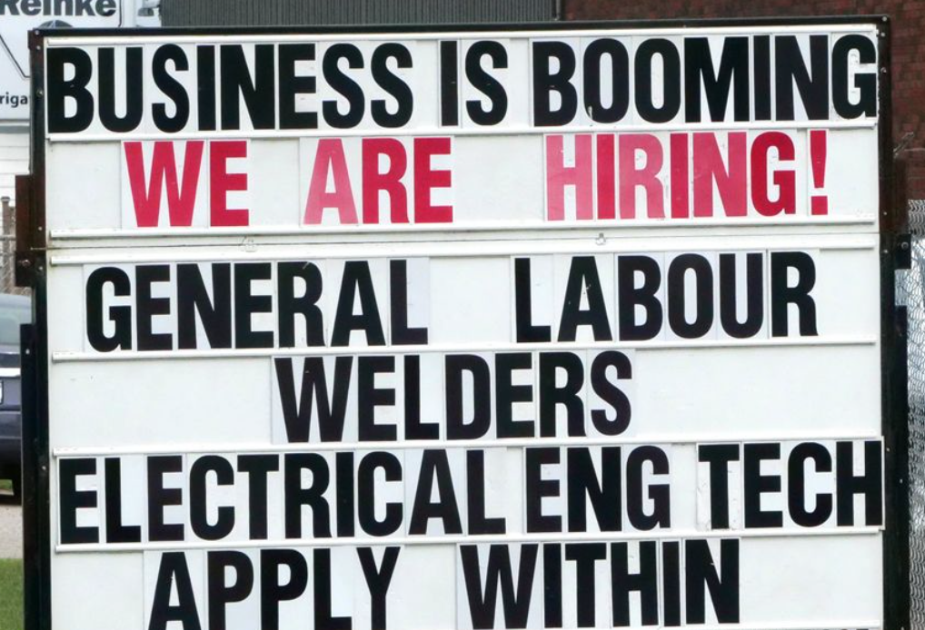 Canada surprises with biggest one-month jobs gain on record