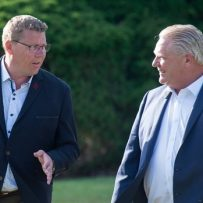 Ontario and Saskatchewan premiers meeting today in Toronto