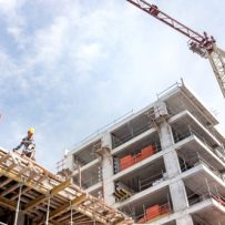 Commercial construction permits in BC surge