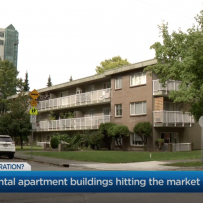 Vancouver rental apartment building sell-off a sign of unsettled industry