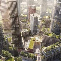 First Capital Submits Urban Vision for 28 Acre Christie's Plant Site