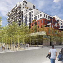 City of Toronto partnership will create hundreds of new homes in Queen East