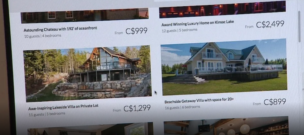 Short-term rentals impacting Halifax's rental market