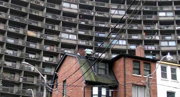 Toronto leads in housing overcrowding: StatsCan