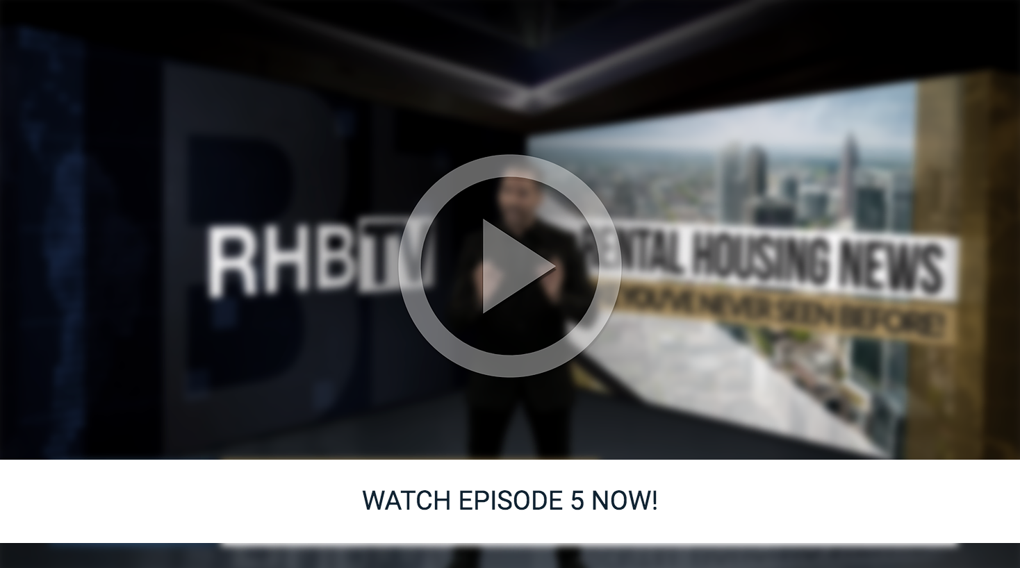 RHB TV EPISODE 5 IS NOW LIVE!