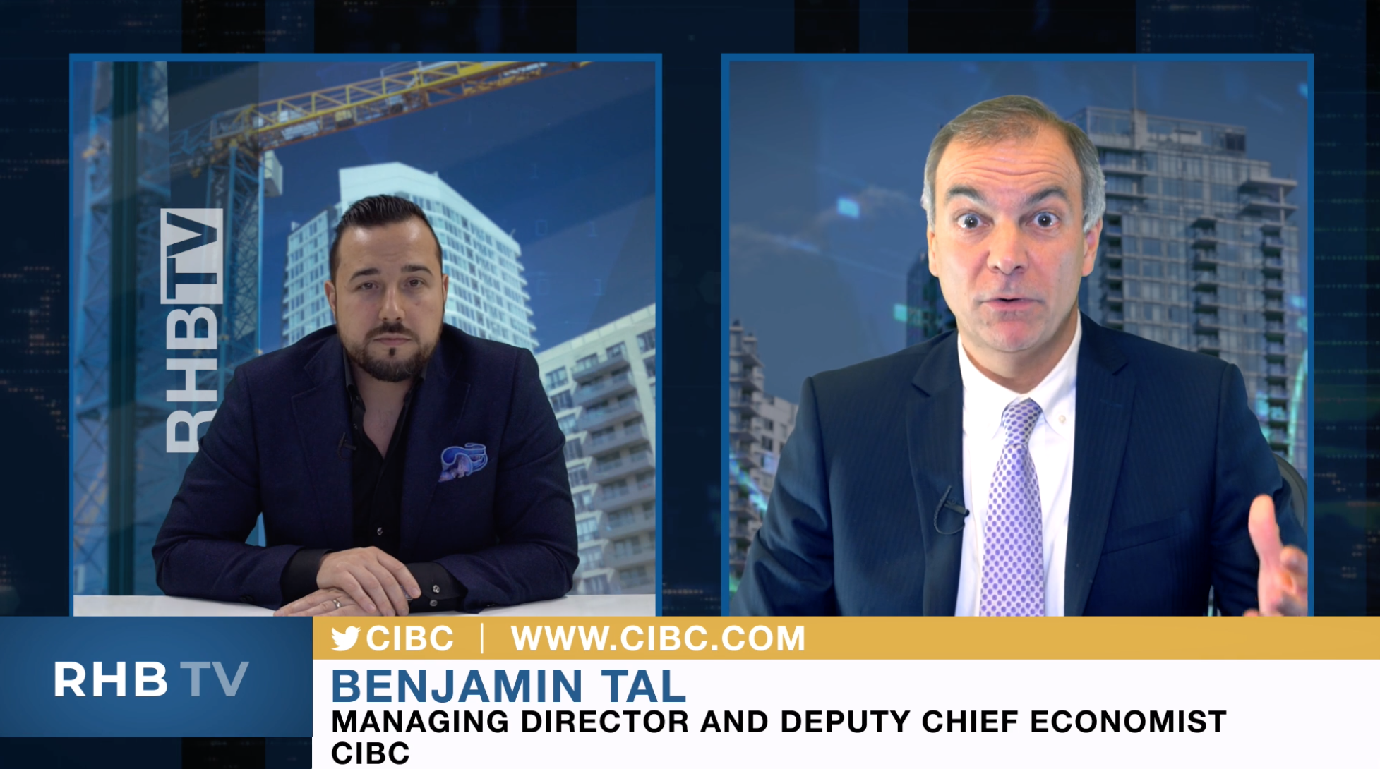 RHB TV: Interview with Benjamin Tal