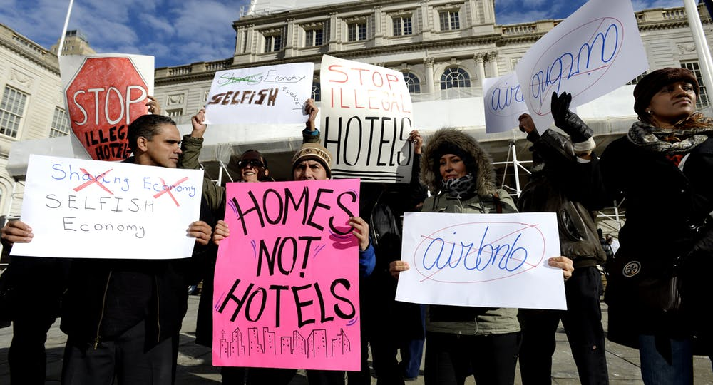 Airbnb's $30 Billion Listing Must Do More for Cities