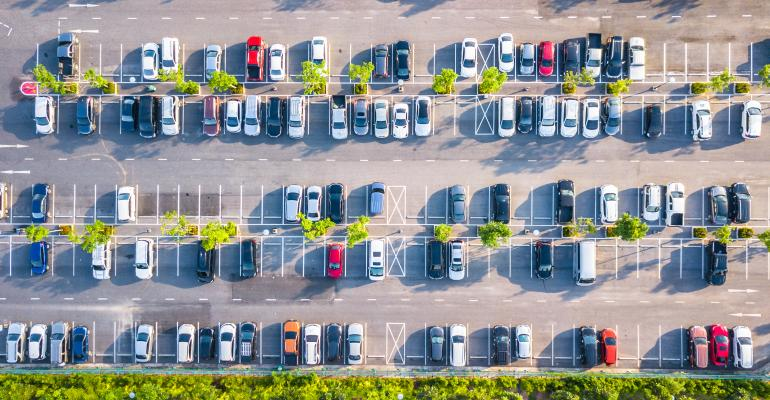 INVESTORS SEE VALUE IN URBAN PARKING LOTS AS FUTURE MULTIFAMILY BUILDINGS