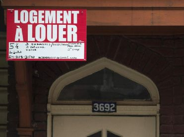 MONTREAL TENANTS ARE SWAPPING APARTMENTS TO AVOID RISING RENTS