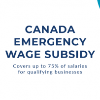 CANADA EMERGENCY WAGE SUBSIDY LEGISLATION PASSES THE HOUSE OF COMMONS