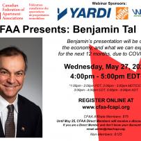 CFAA PRESENTS: BENJAMIN TAL
