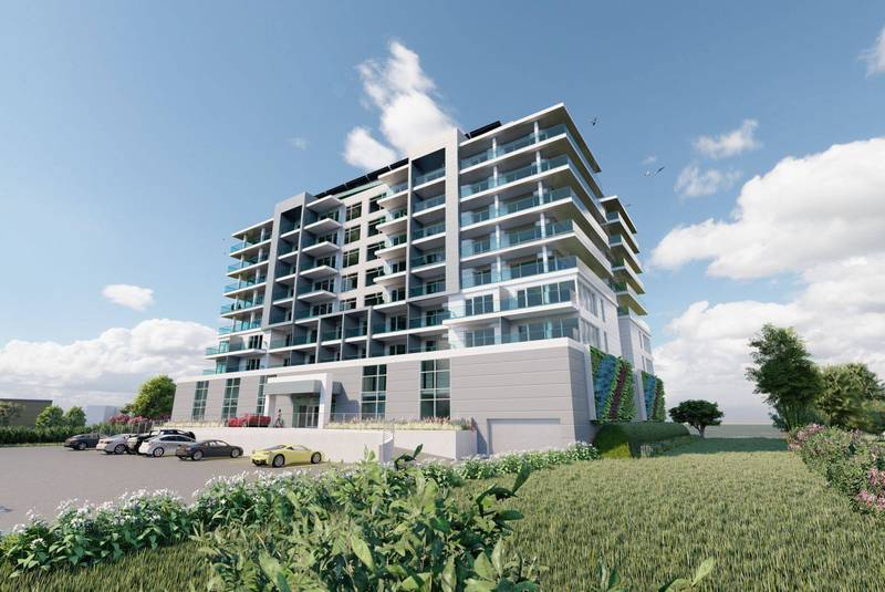 CONSTRUCTION TO BEGIN THIS SUMMER ON $30-MILLION, EIGHT-STOREY APARTMENT BUILDING ON CHARLOTTETOWN WATERFRONT