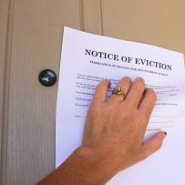MORE ISSUES WITH NATIONWIDE EVICTION FREEZE