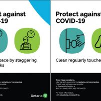 HEALTH AND SAFETY ASSOCIATION GUIDANCE DOCUMENTS FOR WORKPLACES DURING THE COVID-19 OUTBREAK
