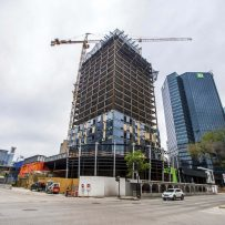 HOUSING CONSTRUCTION TAKES A HIT