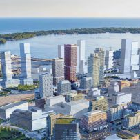 HENNING LARSEN-DESIGNED RENTAL TOWERS PLANNED IN THE WEST DON LANDS